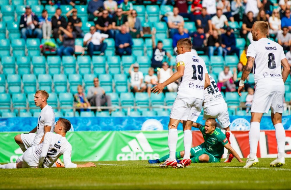 Tallinna FCI Levadia - Tallinna FC Flora