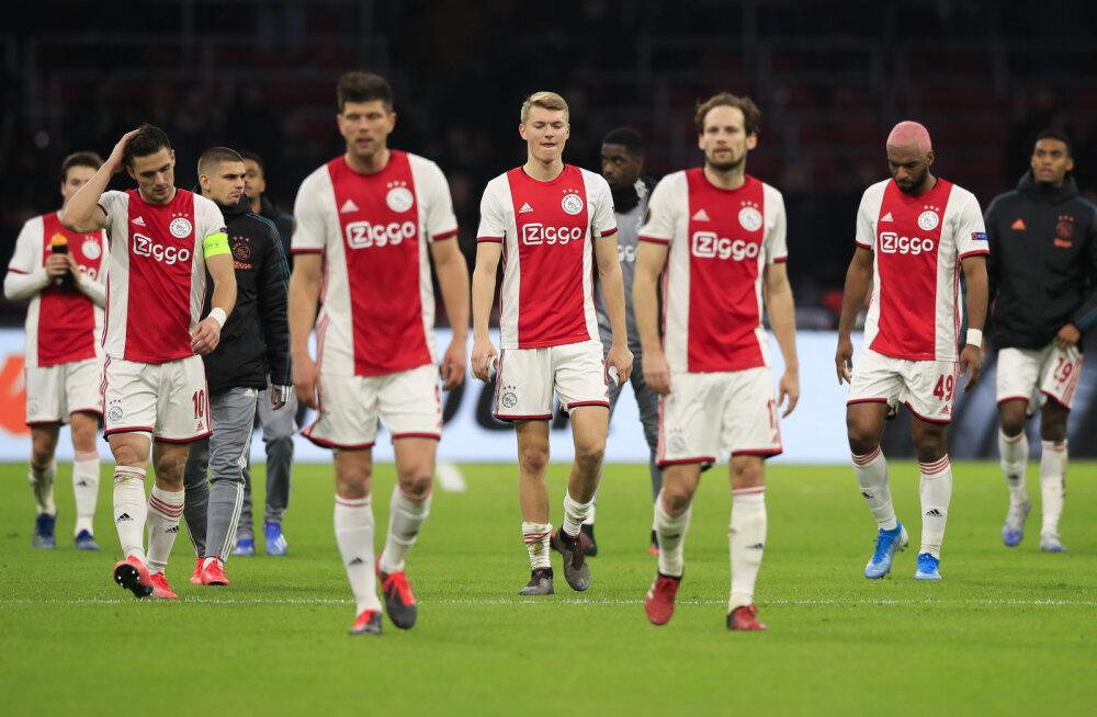 Holland tühistas kõrgliiga hooaja: meistrit ei selgu ja keegi esiliigasse ei lange