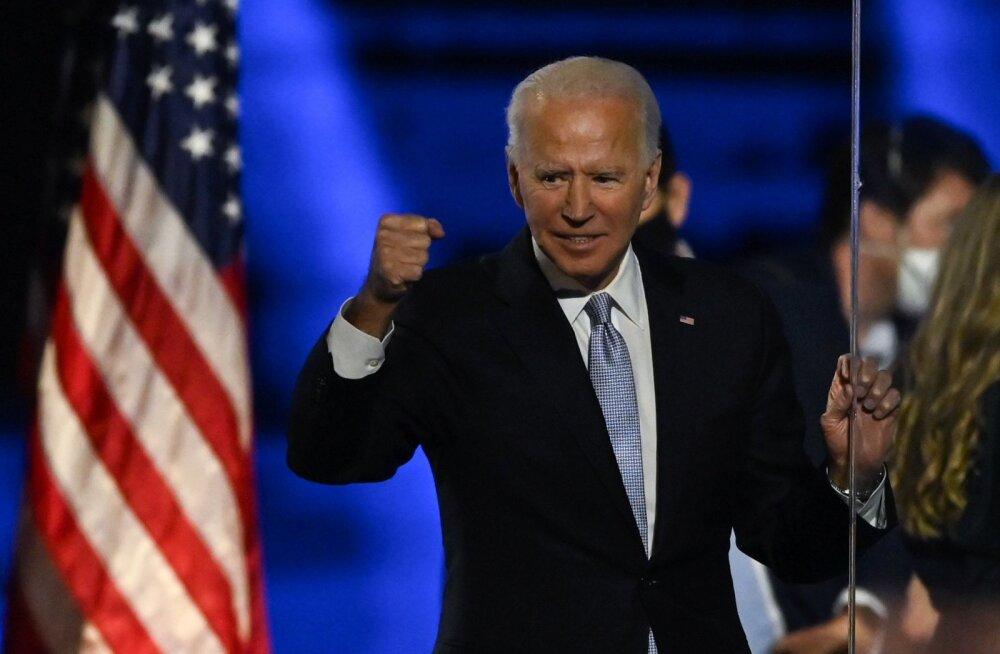 Джо Байден 78! США и Эстонская политика 2021