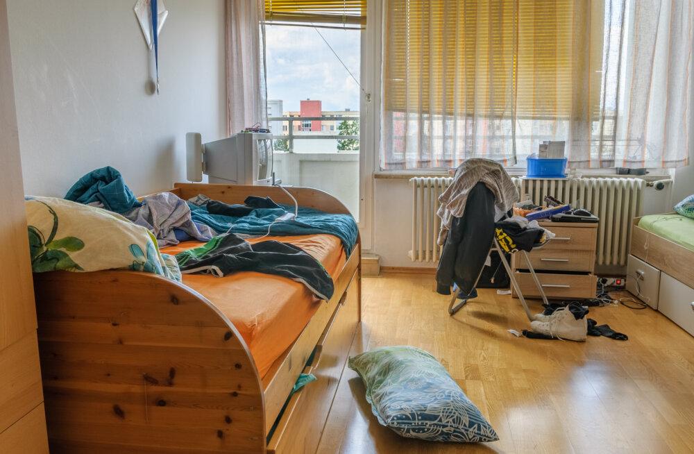 Eesti mees vingub: see on küll üks kodutöö, millega iga mees jänni jääb