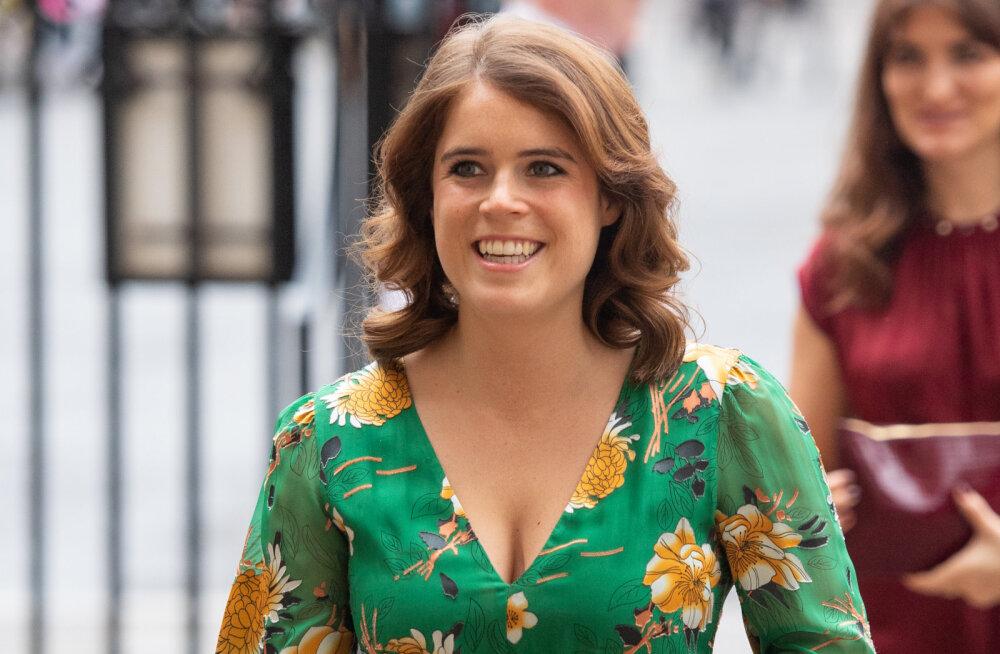 FOTO | Printsess Eugenie postitas esimest korda pärast isa pints Andrew skandaalset intervjuud