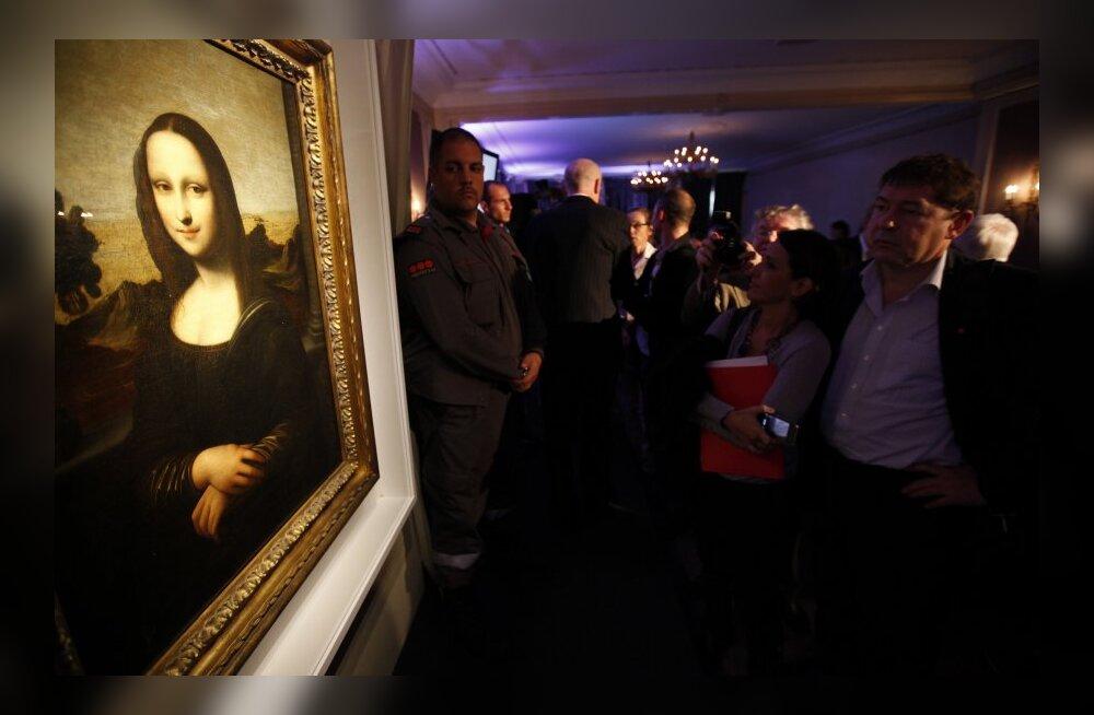 Mona Lisa ei anna end kätte... ja teisi asju, mida kuulsate vaatamisväärsuste kohta ei räägita