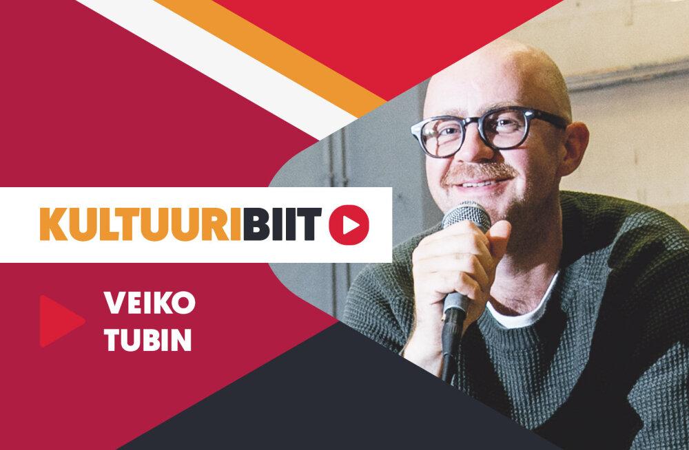 KULTUURIBIIT | Näitleja Veiko Tubina playlist