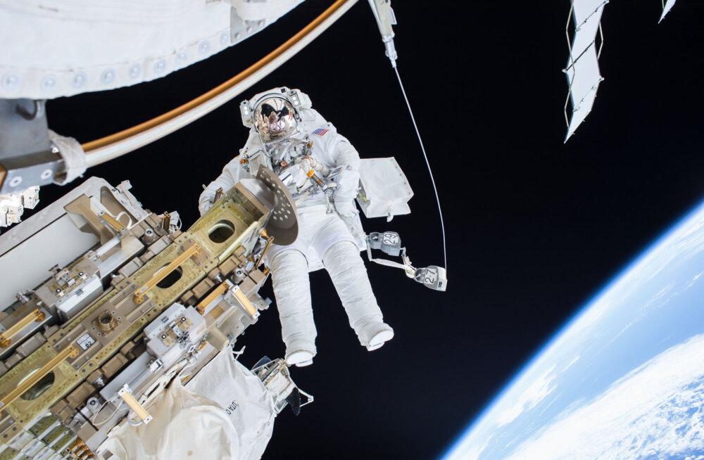 NASA värske raport: ISS-i saatus on segane, õiget jaama allatoomisplaani pole olemas