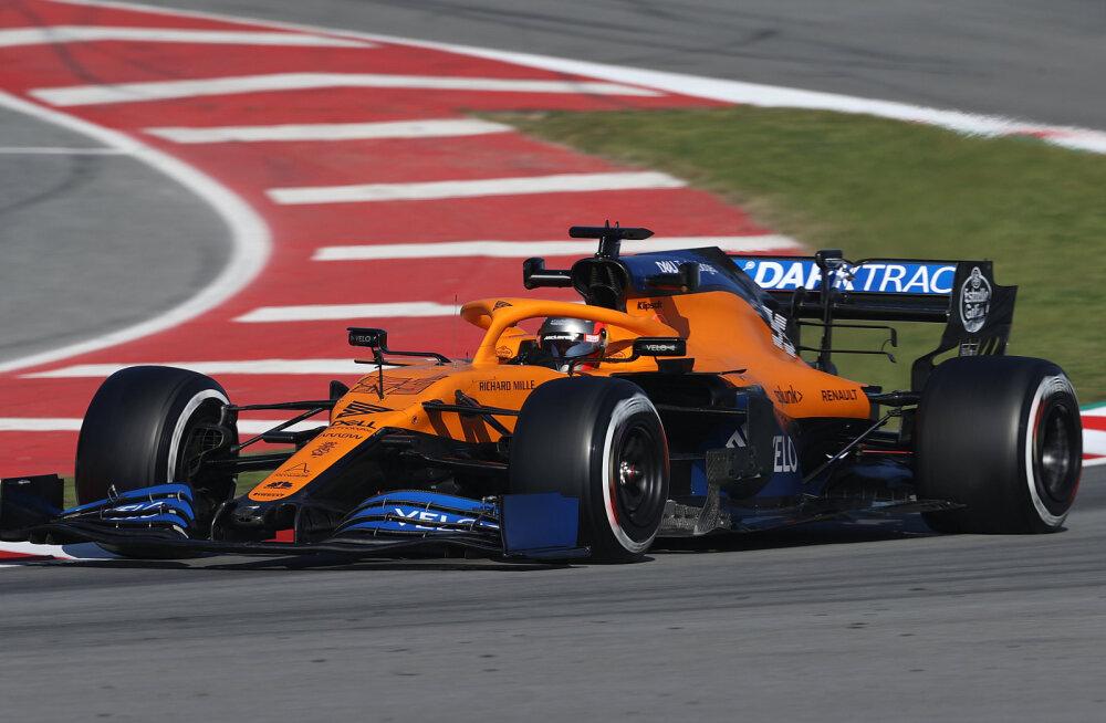 Koroonaviirus jõudis vormel-1 sarja, esimene võistkond loobus Austraalia GP-st