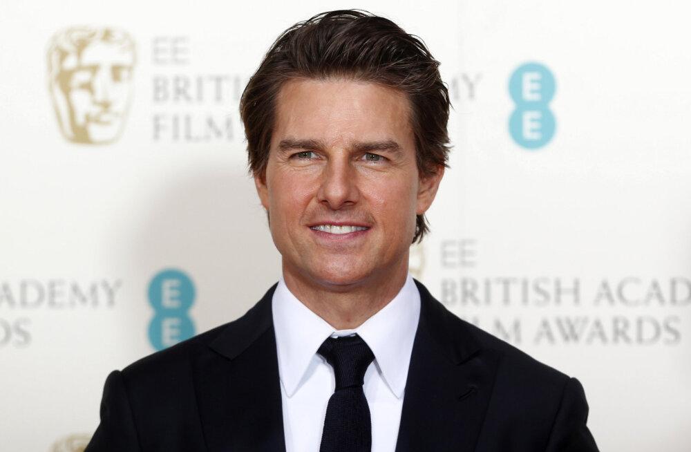 Tom Cruise andis noorele endale ühe soovituse