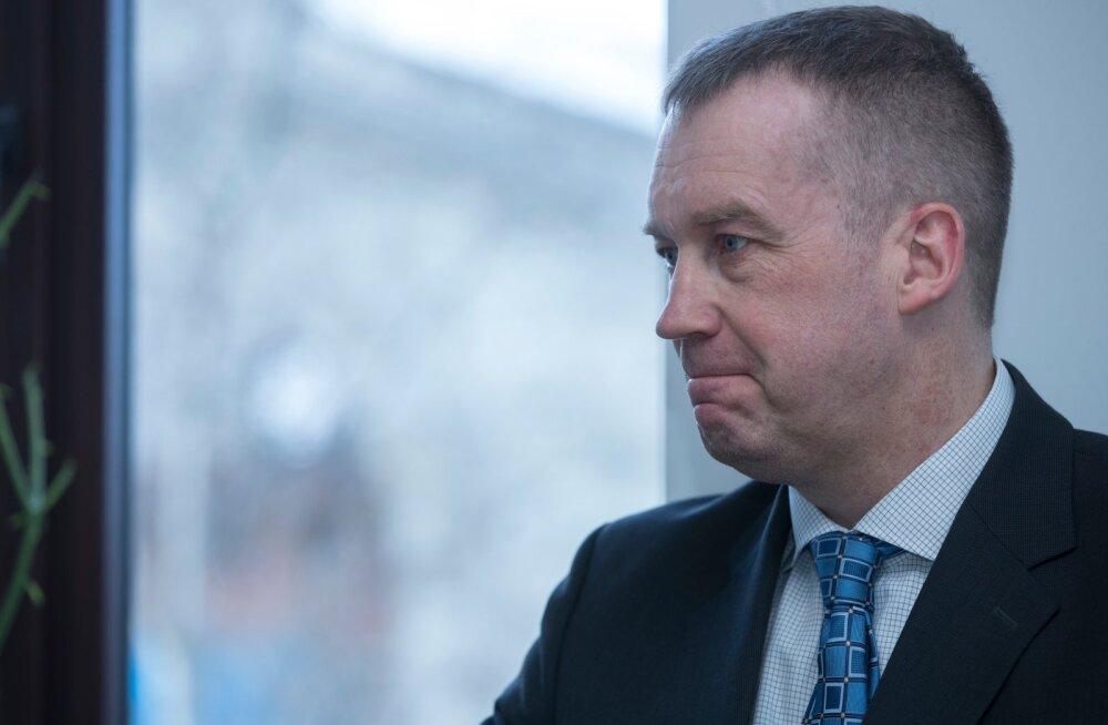 Keskkriminaalpolitsei juht Aivar Alavere