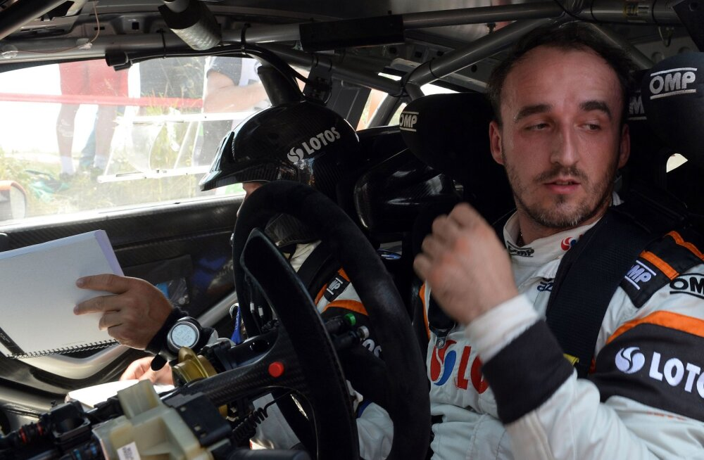 M-Spordi juhi vihje: ehk näeme Robert Kubicat tagasi WRC-s