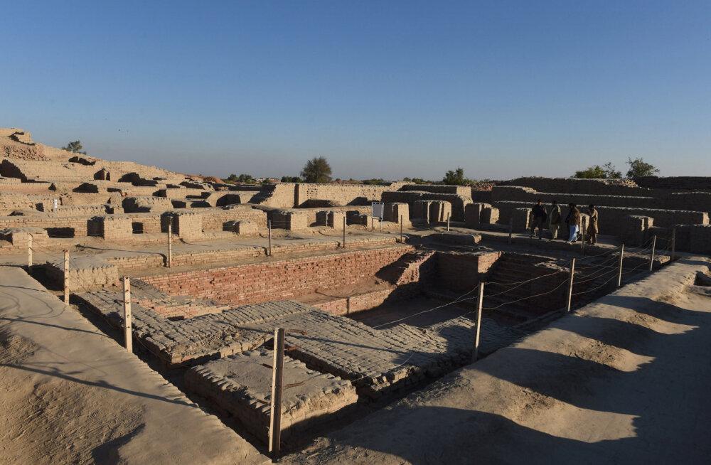 В Индии вскрыли 4000-летнее священное захоронение