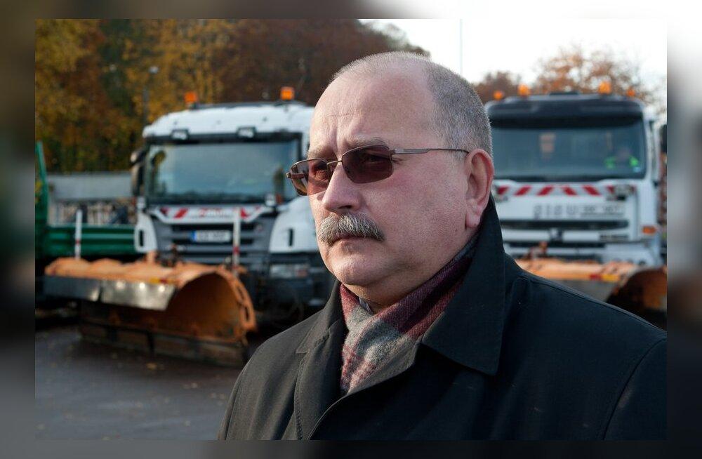 Klandorf: Tallinna pimendamine hoiab kokku 1,2 miljonit eurot