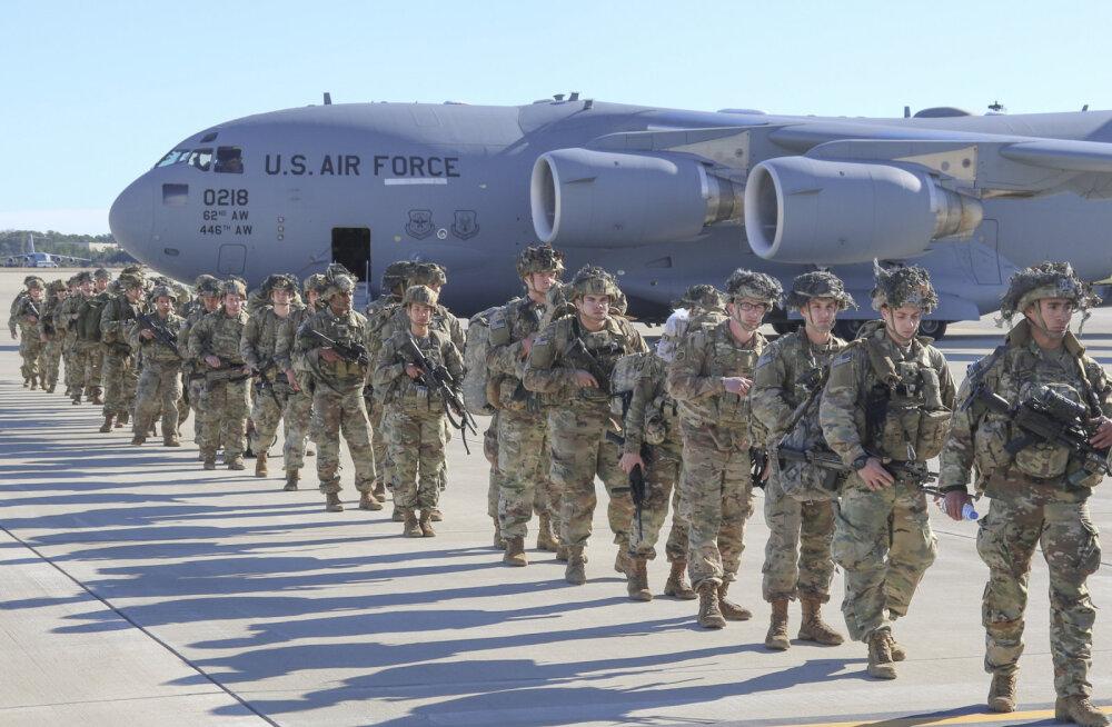 США не намерены обсуждать с Ираком вопрос вывода своих войск
