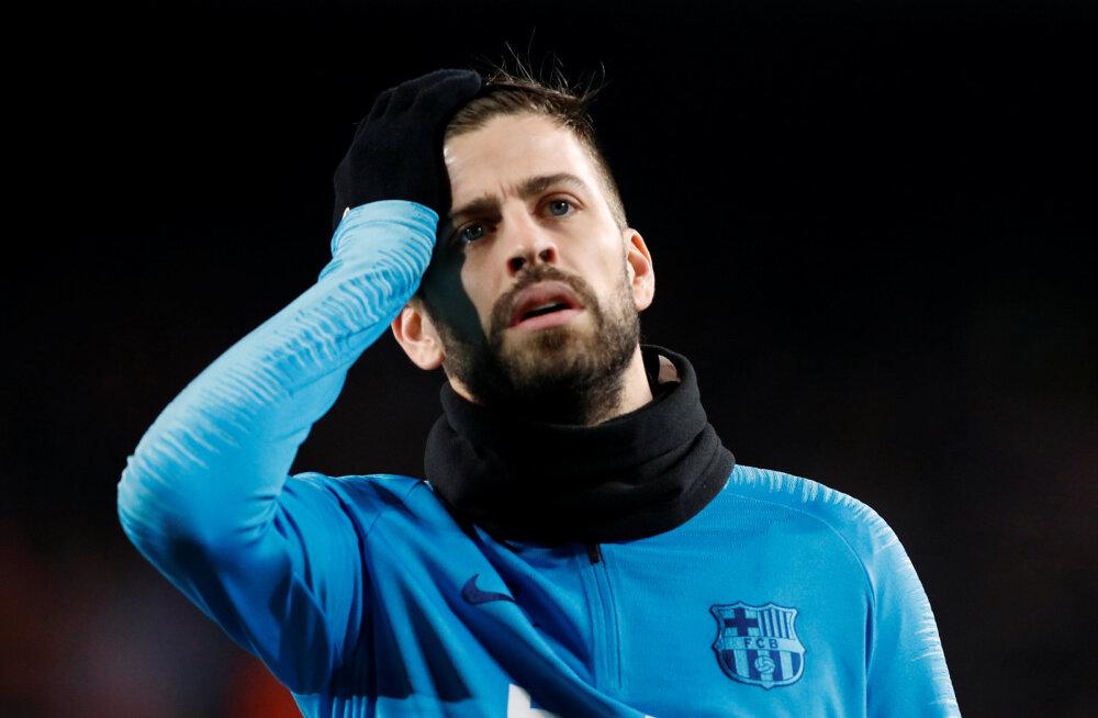 Barcelona staar pettis riiki, tasuda tuleb miljonitesse ulatuv trahv