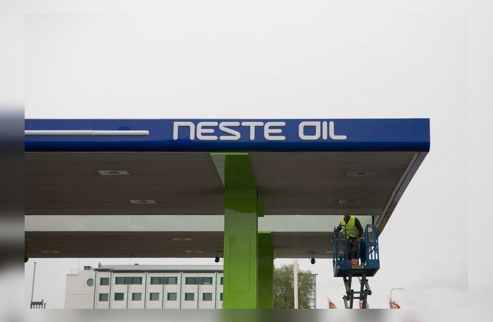 FOTO: Soomes on kütus Eestist tunduvalt kallim