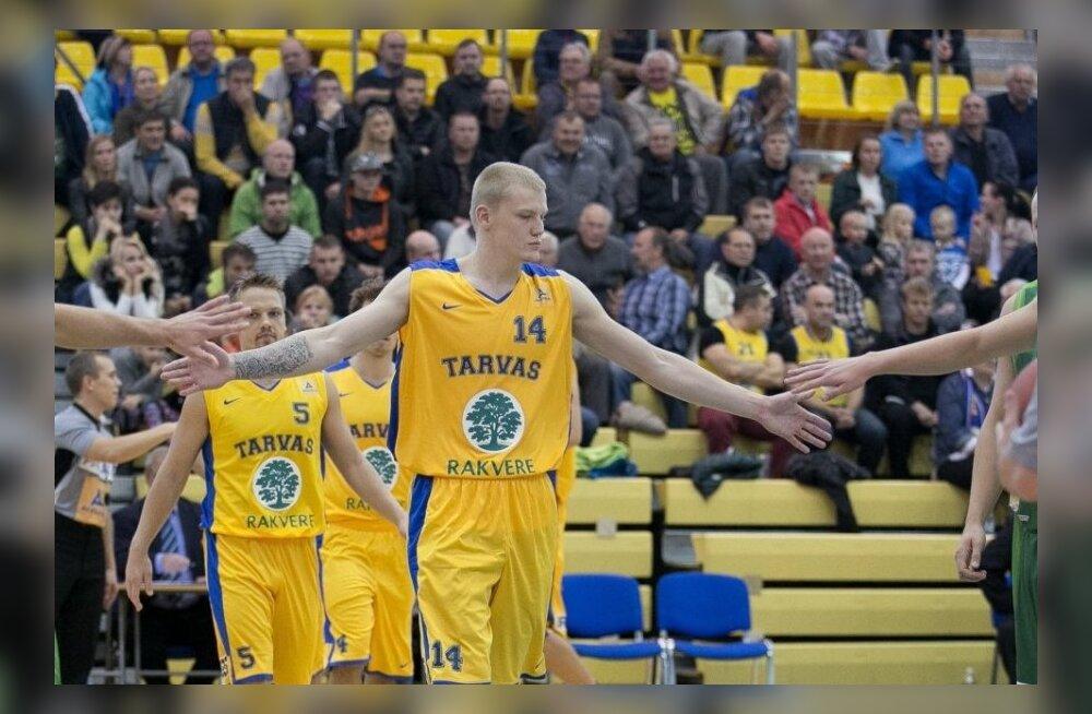 Rakvere Tarvas vs. Valga Maks&Moorits