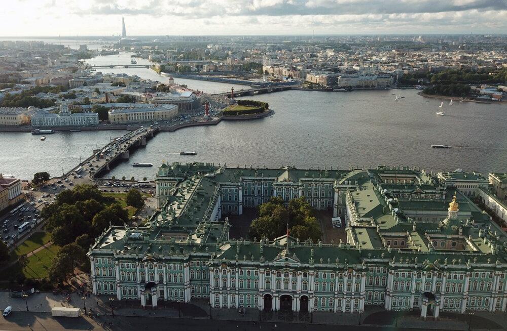 Eesti kodanikud saavad hakata elektroonilise viisaga Peterburis käima