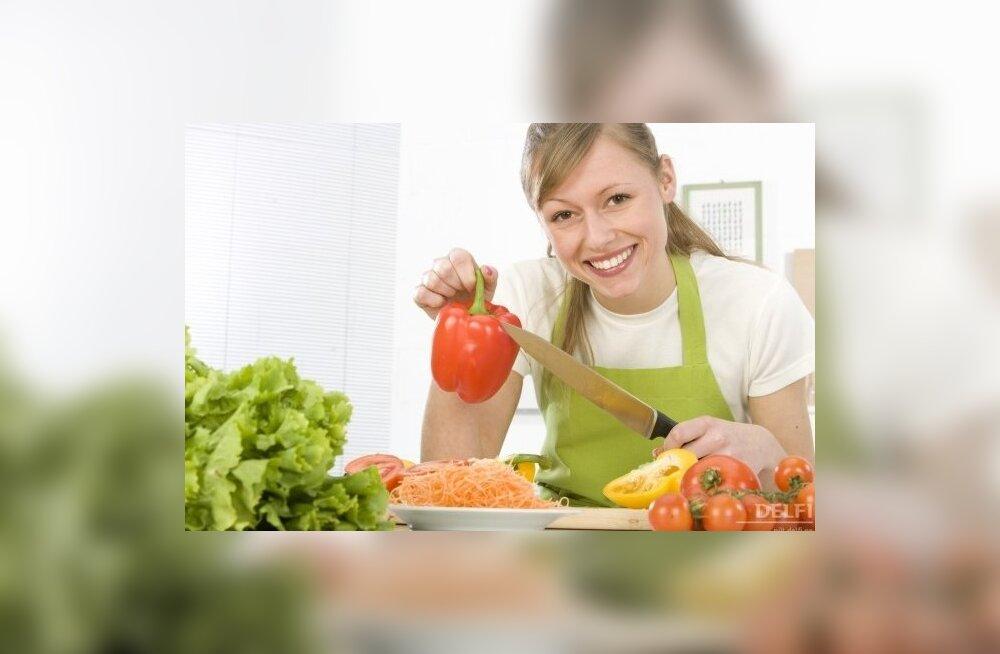 Rõõmsavärvilised ja tervislikud karotenoidid
