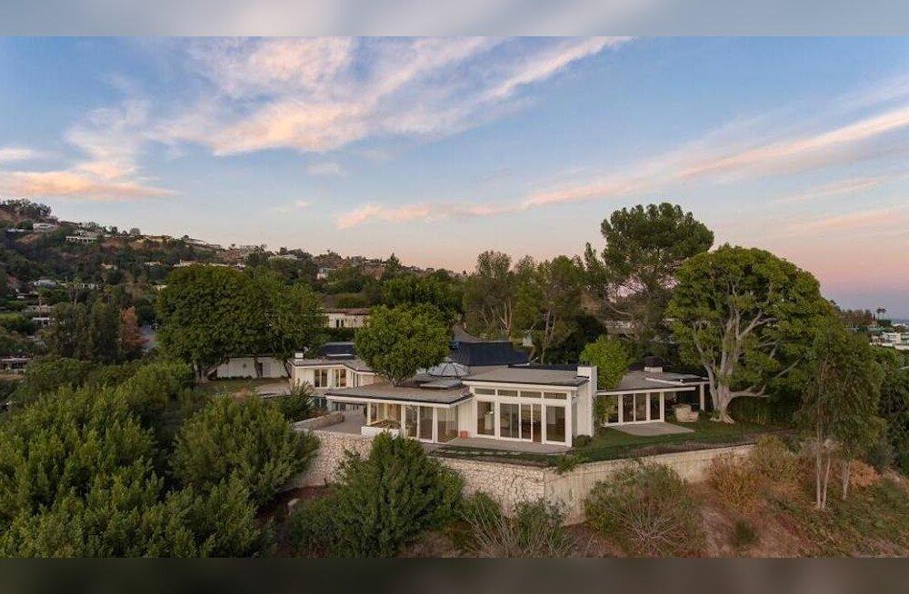Elvis Presley Beverly Hillsi maja pandi 30 miljoni dollariga müüki