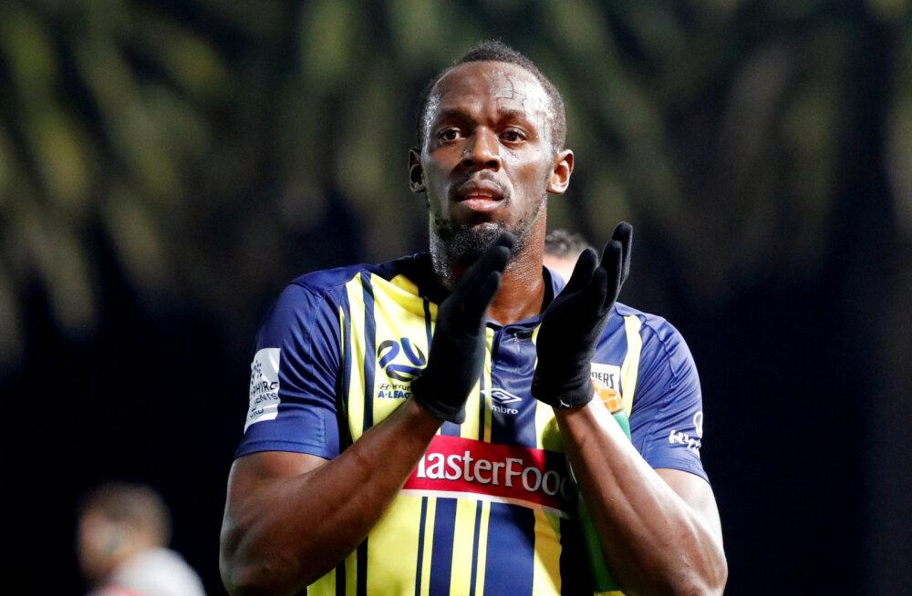 Usain Bolti noolib Euroopa klubi, kes loodab Meistrite liigas kaugele jõuda