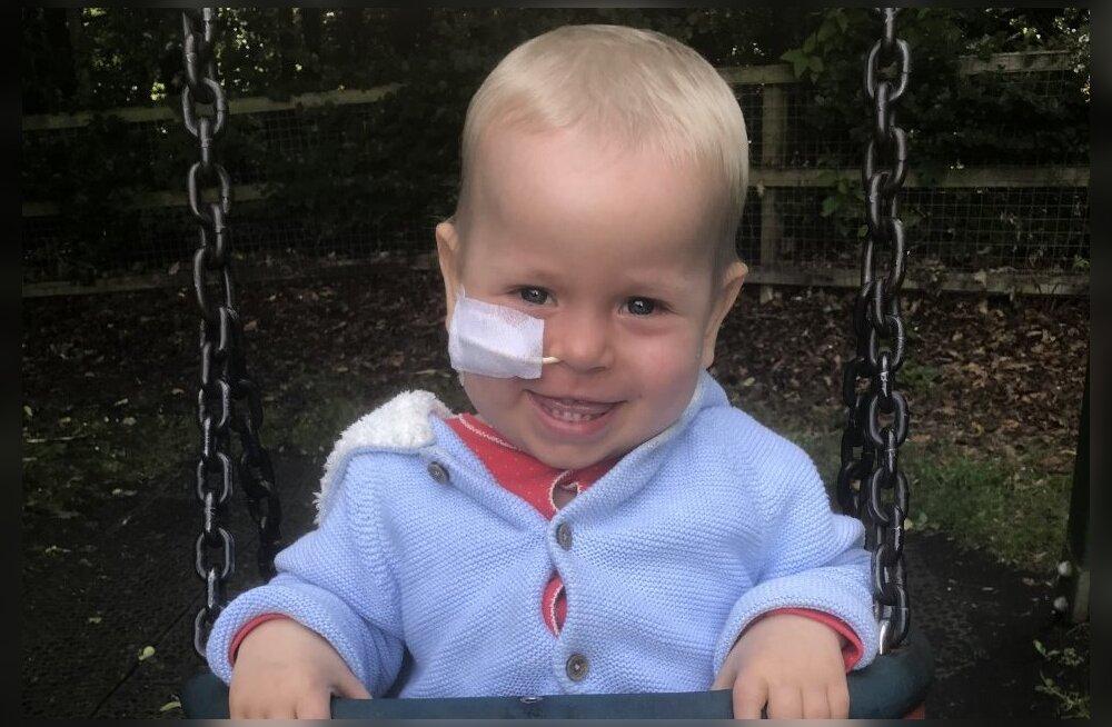 Kaasasündinud immuunpuudulikkusega Oleg läbis ravi Inglismaal ja jõudis kodumaa arstide jälgimise alla