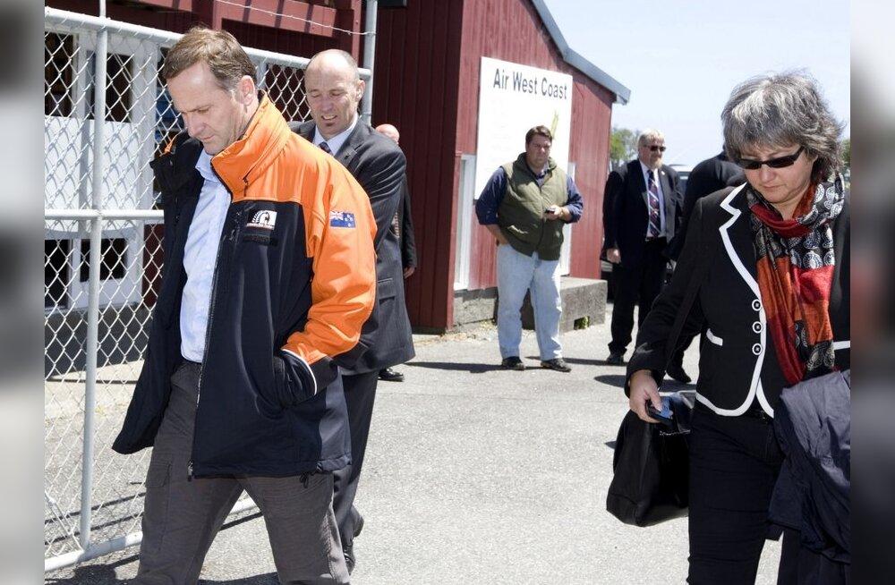 Peaminister usub, et Uus-Meremaa kaevurid võivad elus olla