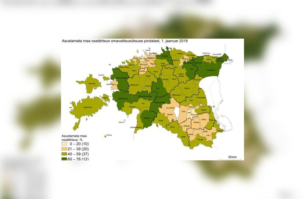 Enamus Eestist on asustamata