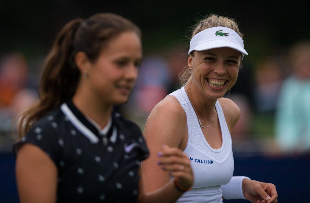 Kontaveit ja Kanepi said teada Wimbledoni avaringi vastased