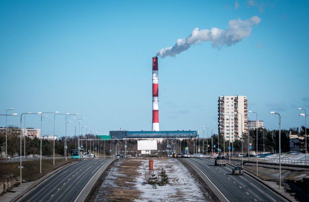 Eesti Energia Iru soojuselektrijaam