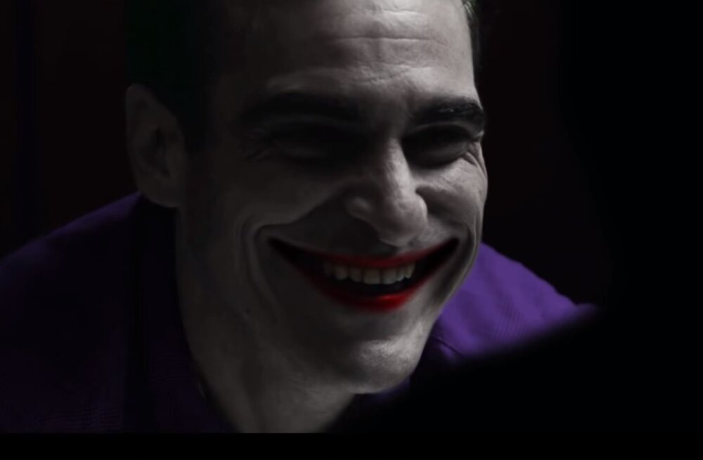 "Joaquin Phoenix Jokkeri rollist: ""See on ikka paganama hirmutav!"""