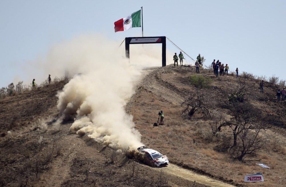 Mehhiko ralli