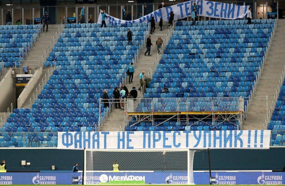 Zenit vs Dynamo