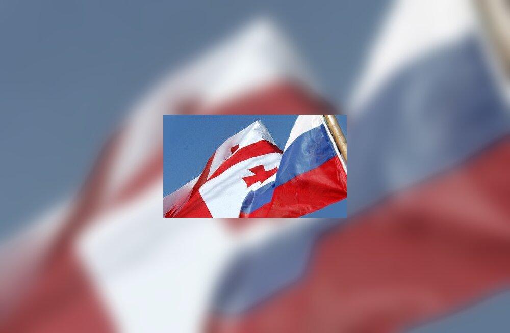 Vene saatkond Reinsalu väljaütlemistest: mõned NATO liikmed pole õppust võtnud 2008. aasta Gruusia sündmustest