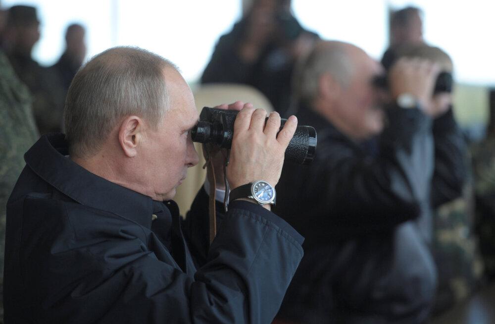 Putini kellakollektsiooni tõeline aare läheb oksjonile