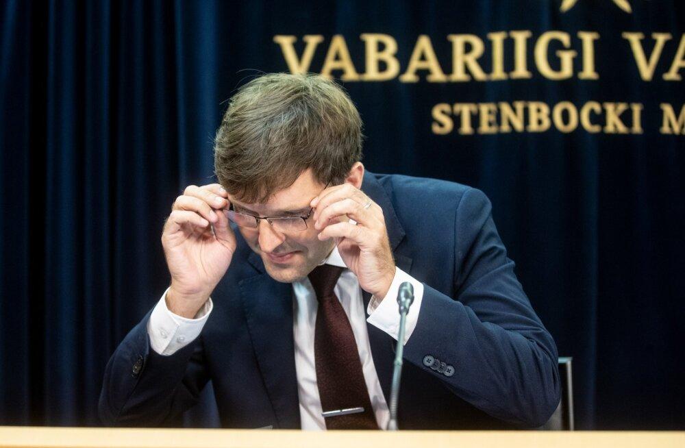 ENNÄE IMET: Martin Helme arvas, et EL on nagu NSVL. Välisministeeriumist vastati, et ei ole.