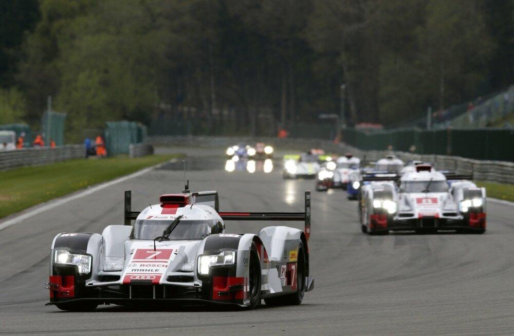 Le Mans 2015 võidusõit