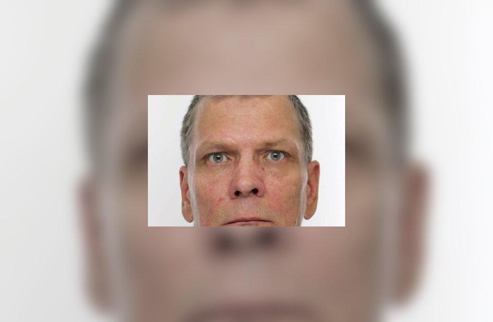 Полиция просит помощи в поиске ушедшего из дома 50-летнего мужчины