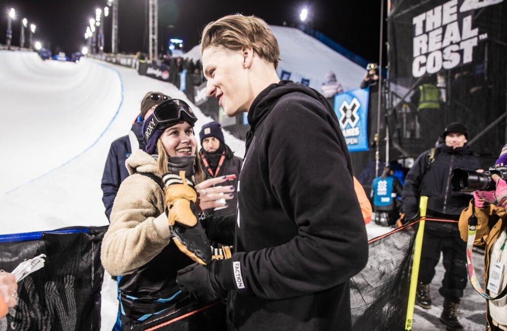Kelly Sildaru ja Mihkel Ustavi koostöö sai jaanuaris suurepärase alguse. Aspeni X-Mängudelt naasti kahe kuldmedaliga.