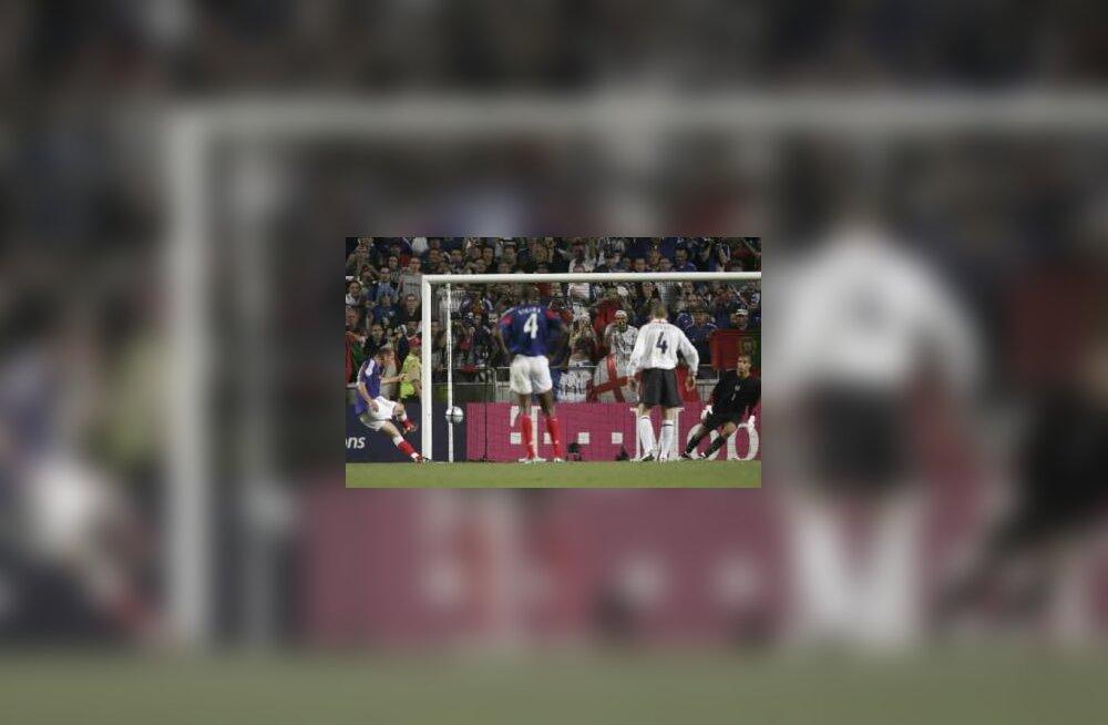 Zinedine Zidane, jalgpall