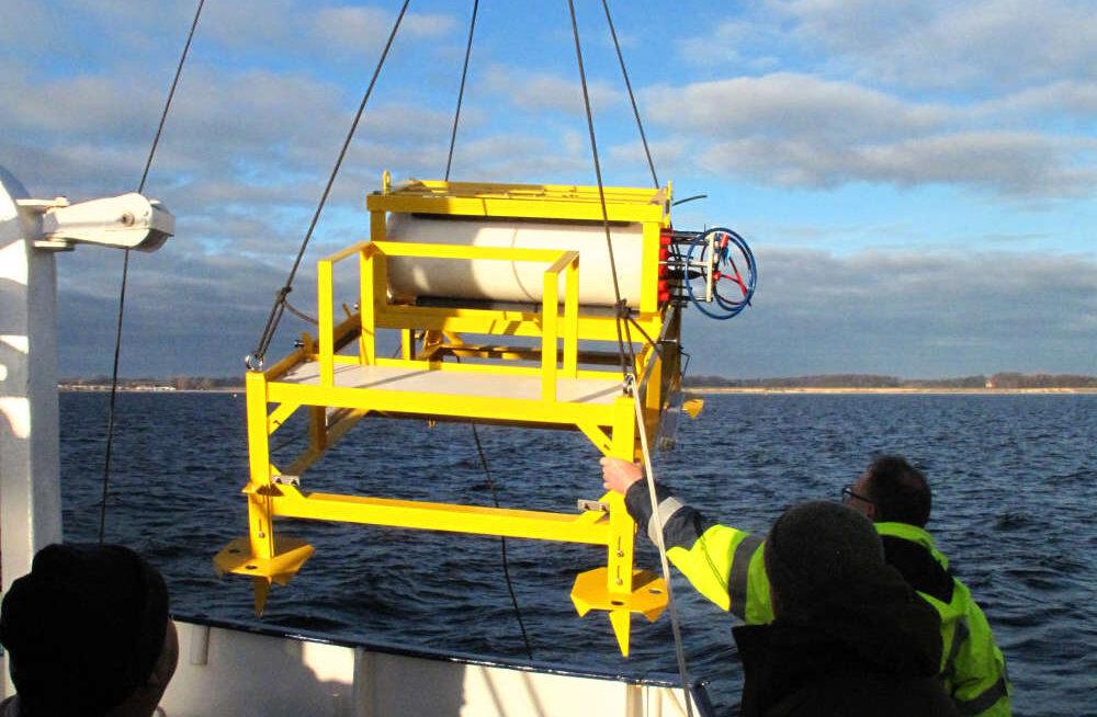 Läänemere lähedalt kadus veealune observatoorium kui vits vette: teadlased kahtlustavad, et see võidi varastada