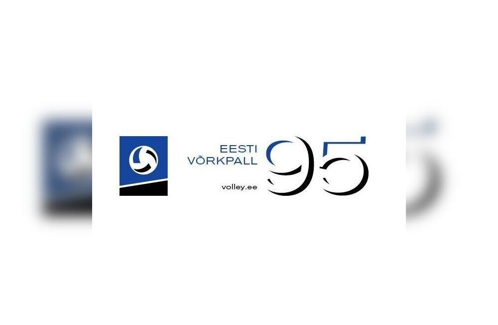 Eesti võrkpall 95
