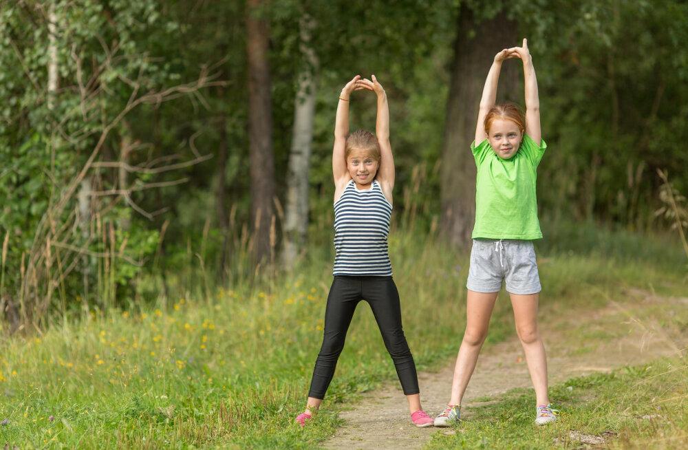 Пять причин, почему детям так важно заниматься спортом