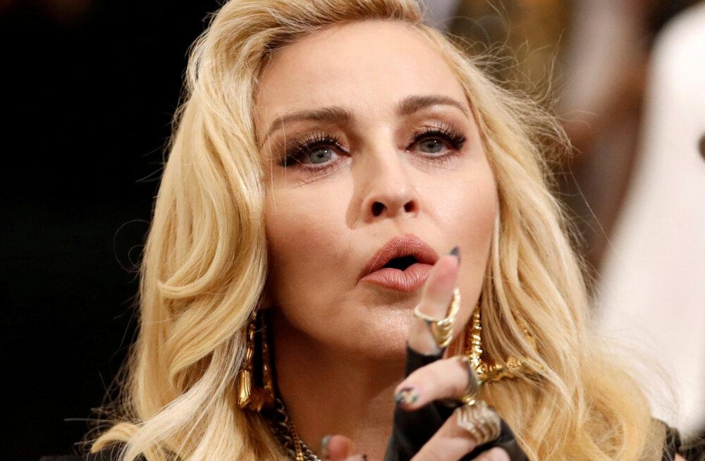 Ta on tagasi! Madonna muutis artistinime
