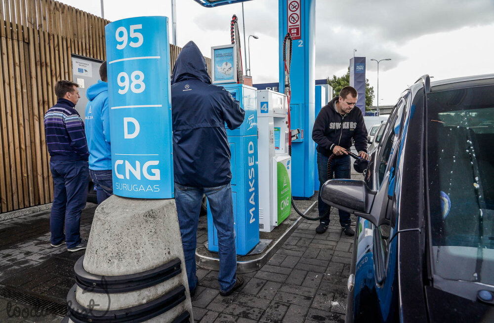 Mis saab CNG-st? Soome, Eesti ja Euroopa gaasiautod liiguvad eri suundades