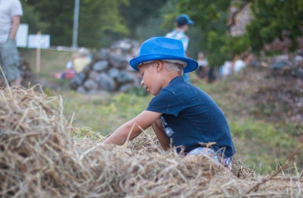 Viljandi pärimusmuusika festivali 100+ last