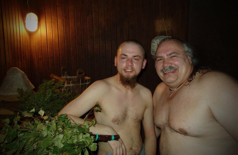 Läti ravitseja rahvusliku sauna eripärad kutsuvad esile kosmilise taaskäivituse