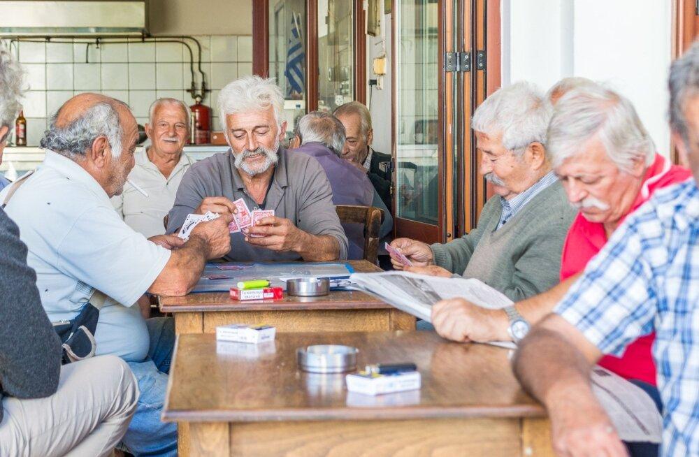 Kreeta meeste päevatoimetused