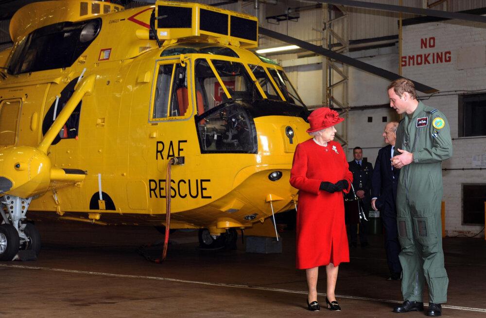 Taaselustati salaplaan kuninganna Elizabethi evakueerimiseks Londonist