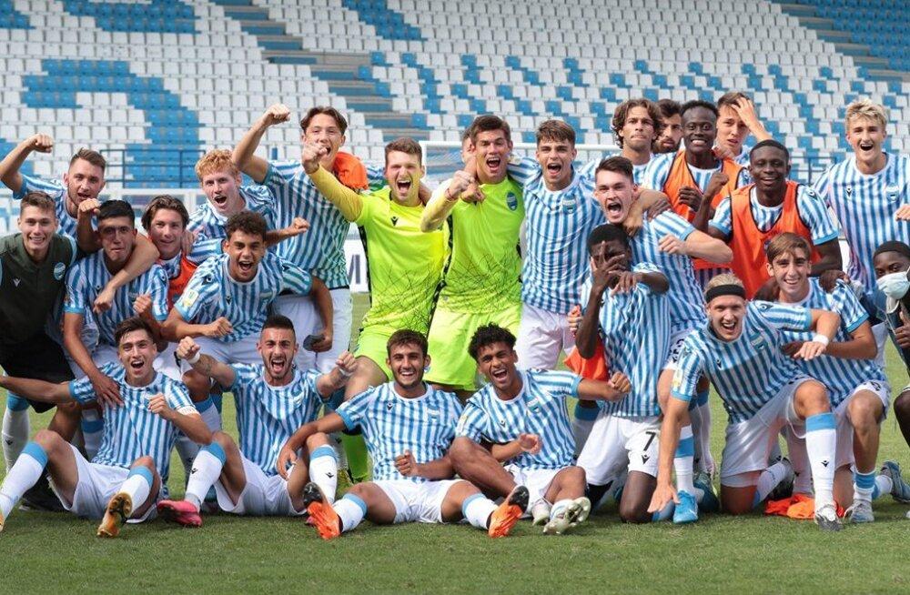 SPAL-i U19 meeskond