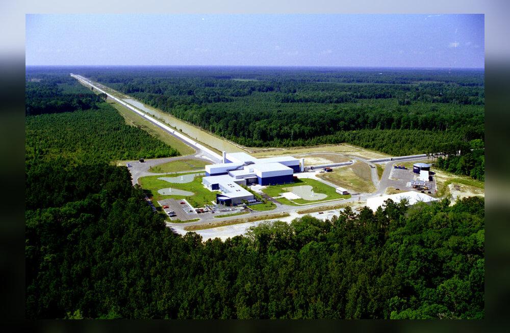 Kosmiliste gravitatsioonilainete püüdmine - hiigeljoonlaud annab ehk lõpuks ka tulemust