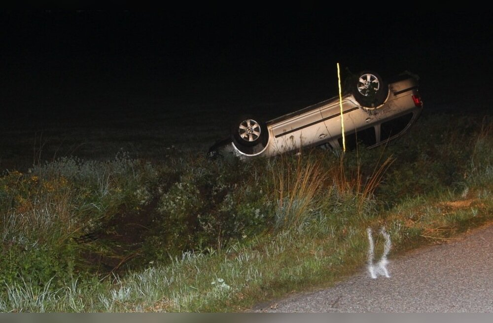 Saaremaa hukkunuga liiklusõnnetus