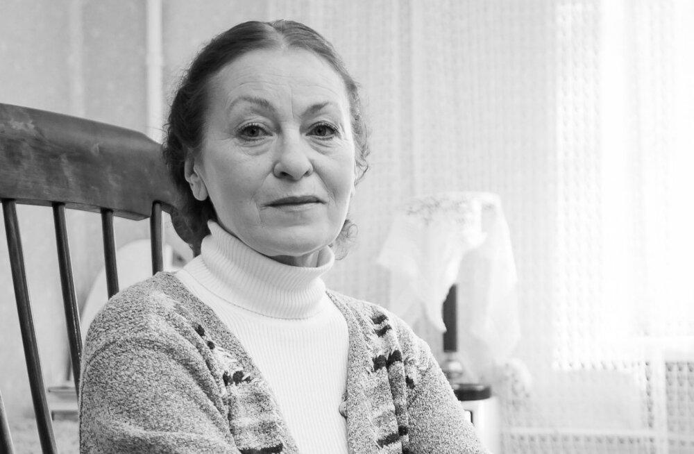Suri pikaaegne Vanemuise teatri näitleja Raine Loo